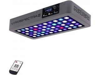 Black Box Timer Control Dimmable 165w 300w LED Full Spectrum Aquarium Lights